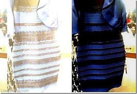 La explicación de la ciencia para el ¡bendito vestido! azul y negro o blanco y dorado - http://www.leanoticias.com/2015/03/03/la-explicacion-de-la-ciencia-para-el-bendito-vestido-azul-y-negro-o-blanco-y-dorado/