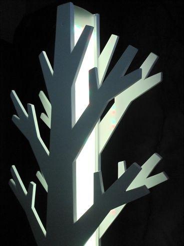 tree led