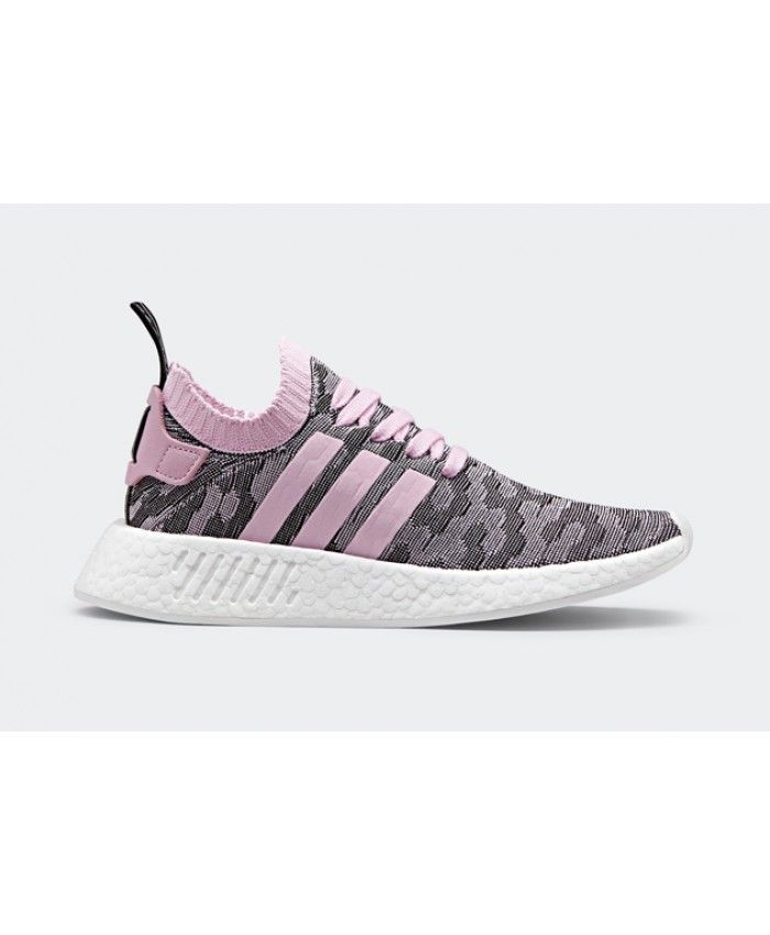 672f9d8bea725 Adidas NMD R2 Pk Pink Black Womens Cheap Sale