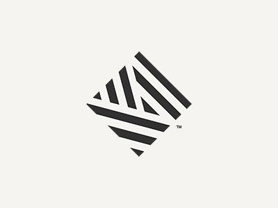 ✖ logo / stripe by Jacobo Ibárrez