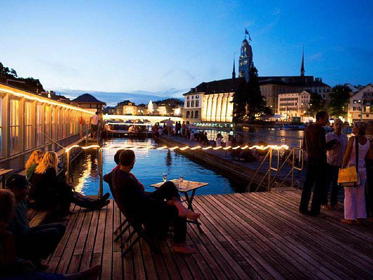 Spartipps für Zürich   Foto: Zürich Tourismus
