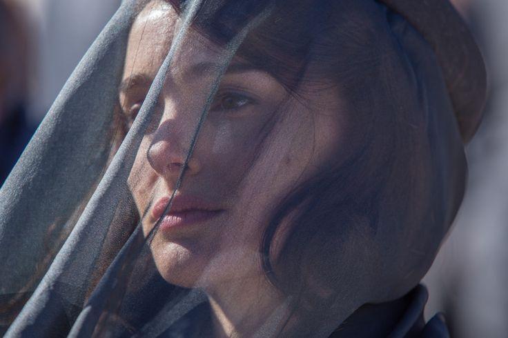 """"""" Natalie Portman as 'Jackie'. Washington DC. Canon 6D, 70 to 200. """""""
