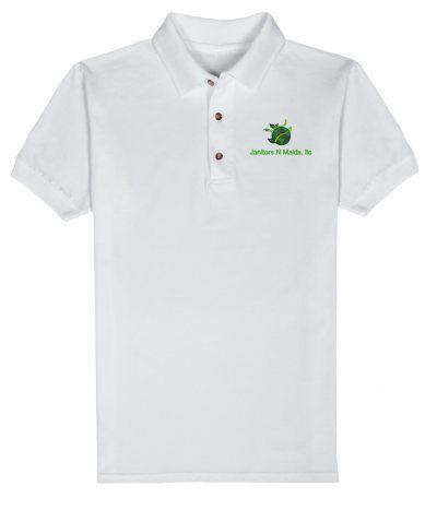 Janitors N Maids New Uniforms