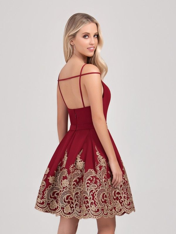 Semi Formal Holiday Dresses