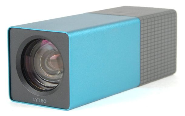Lytro Light Field Camera- worlds first light field camera