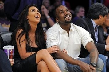 Kanye West Molds Kim Kardashian Into The Perfect Girlfriend By Throwing All Her Clothes Away