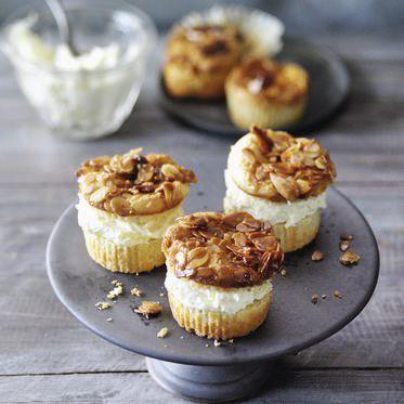 Bienenstich-Muffins Rezept | Küchengötter