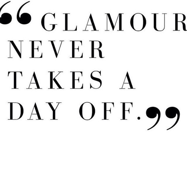 The Philadelphia Story: The Millionairess  of Pennsylvania:  Glamour  never takes a Day Off  (quote)