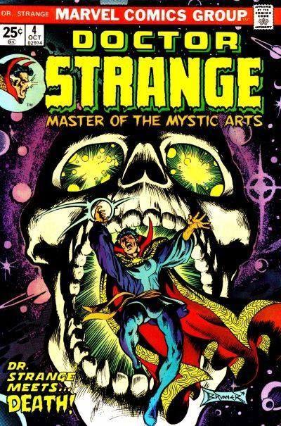 Frank Brunner Doctor Strange #4