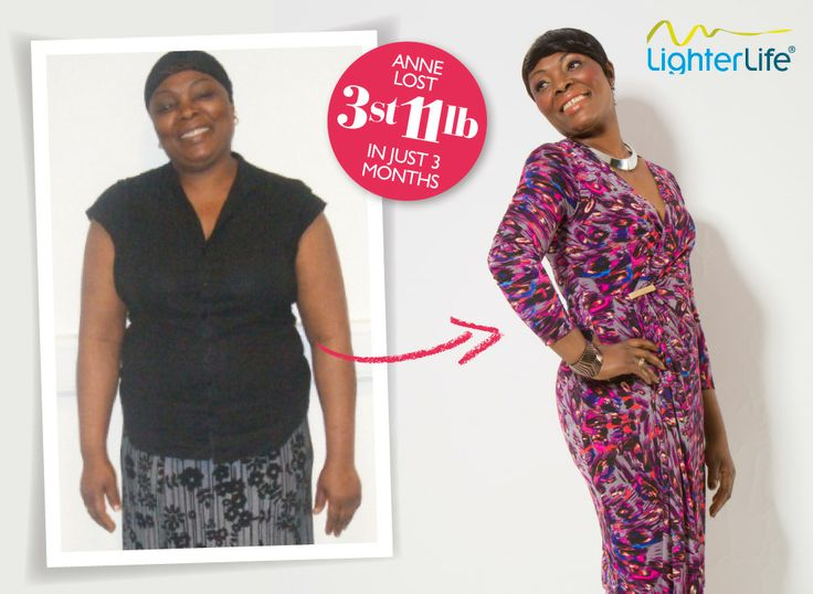 Before her #weightloss, Anne Ero from New Addlington used to be shy - but look at her now! Read more about Anne in the latest issue of LighterLife Magazine