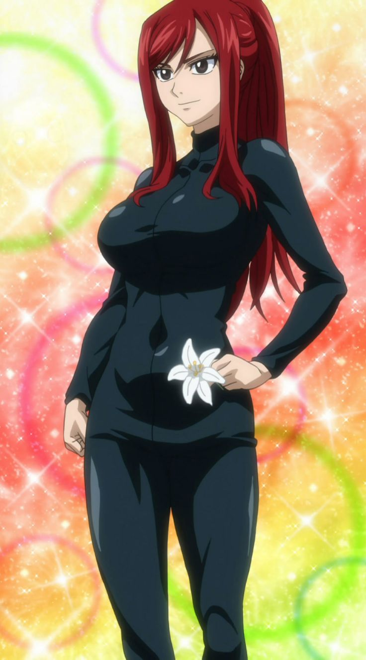 The truely evil jiggle butt gang 39 s official uniform on - Fairy tail erza sexy ...