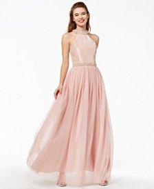 Long 15, XL Prom Dresses 2018 - Macy's |