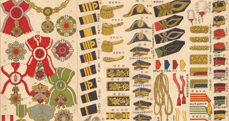 ジャンルの幅がスゴい!日本軍の服装からアートまで、明治時代の男子向け百科事典「明治少年節用」 – Japaaan