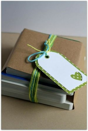 gift tag idea by ronisilver