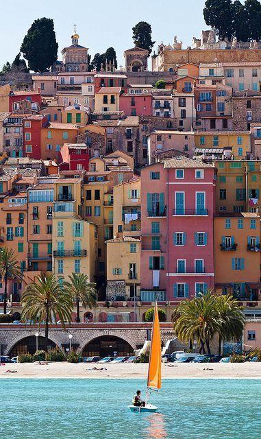 Les 10 destinations les plus colorées de Pinterest | Glamour
