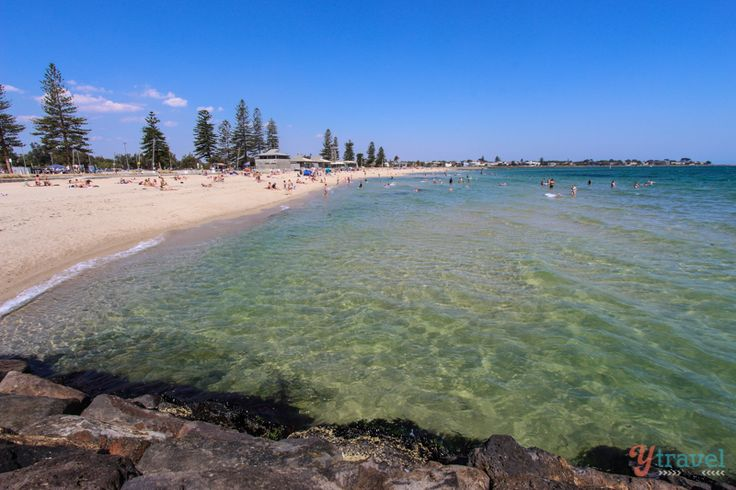 Elwood Beach - Melbourne, Australia