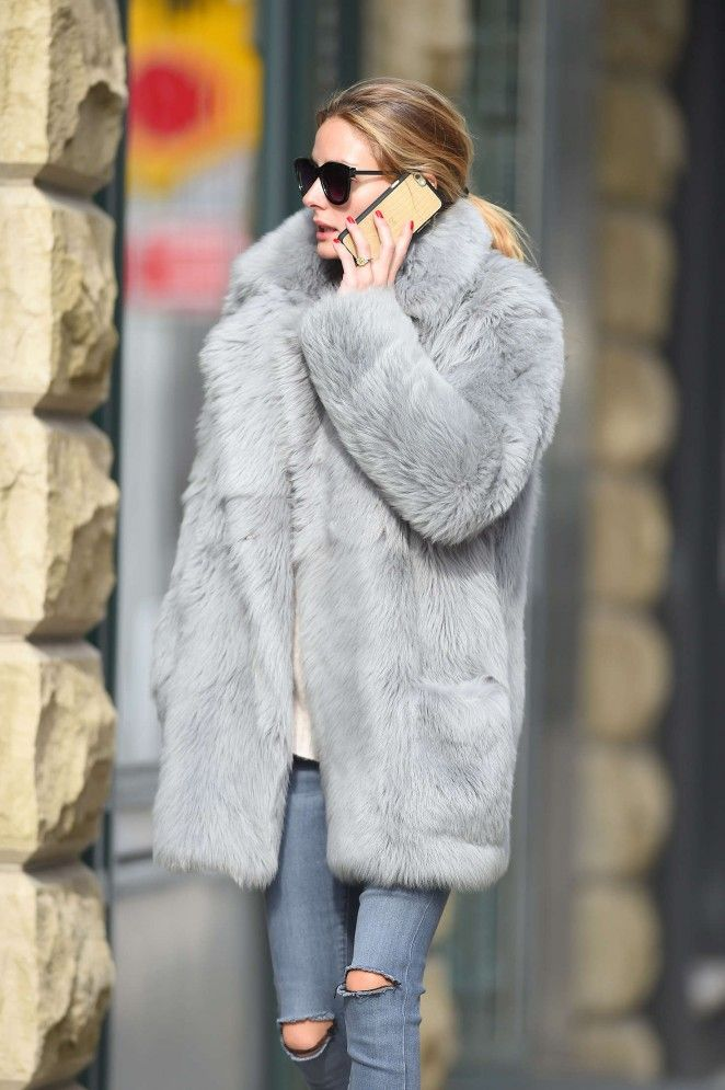 Olivia Palermo - January 2016