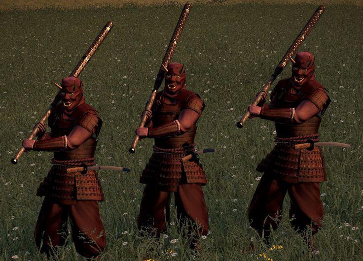 Skiinmode Oni Warrior Blogspot: 10+ Images About Bushi On Pinterest