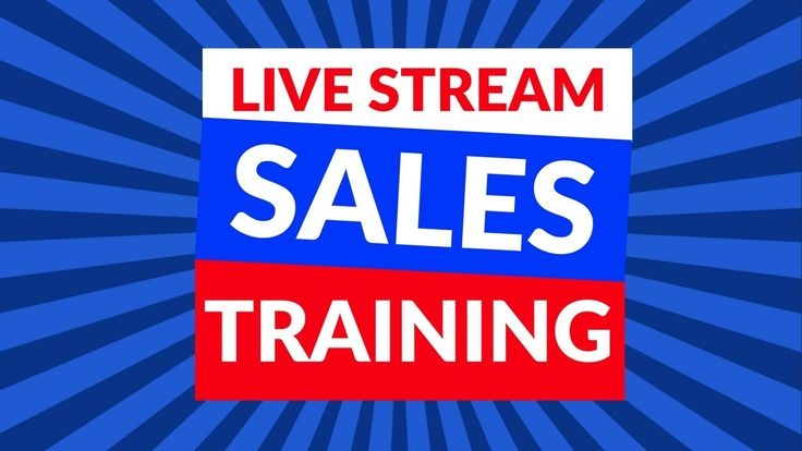 Live Sales Training 2017