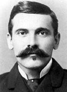 """Doc Holliday ~ """"He was always decently peaceable, though his powers when engaged in following his ostensible calling, furthering the ends of justice, made him a terror to the criminal classes of Arizona."""" Bob Paul, Sheriff of Pima County, Arizona"""