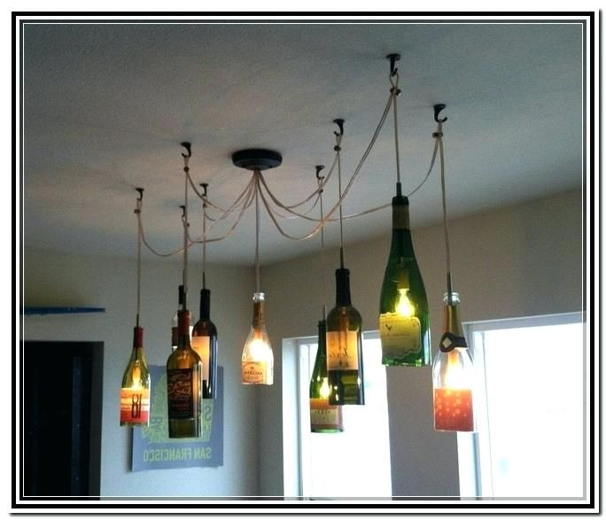 20 Beautiful Diy Wood Lamps And Chandeliers That Will Light Up
