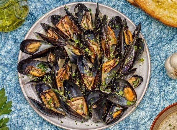 Mussels marinara #Expo2015 #milan #worldsfair #Mussels #marinara