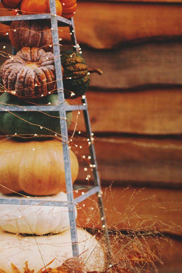 Fall Pumpkin Decor Inspiration With Terrain   Free People Blog #freepeople