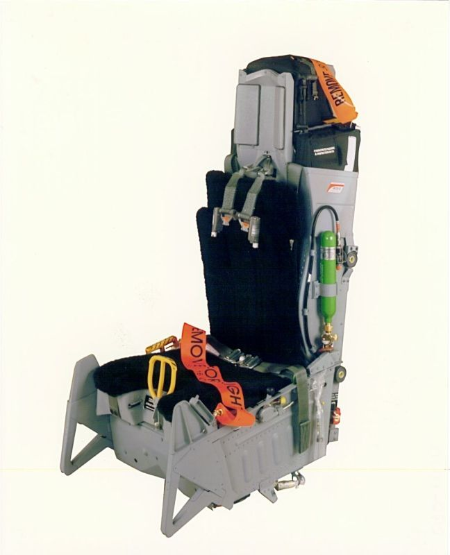 space shuttle columbia ejection seats - photo #35
