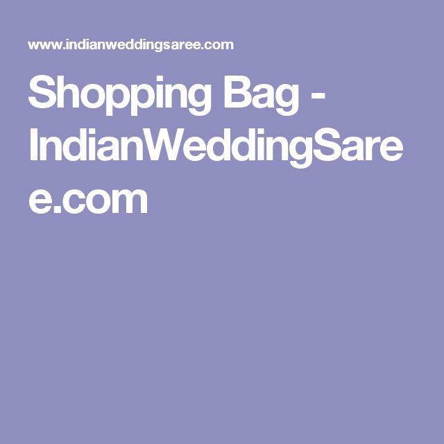 Shopping Bag - IndianWeddingSaree.com