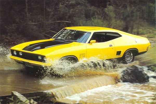 Ford Falcon Hardtop