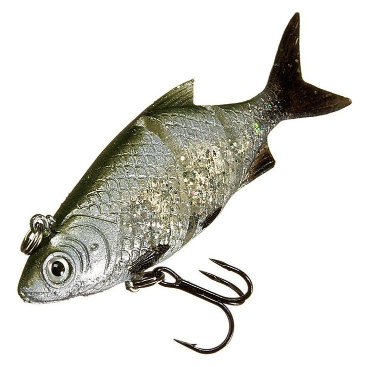 Bass pro shops lazer eye shad bass for Bass pro shop fishing lures