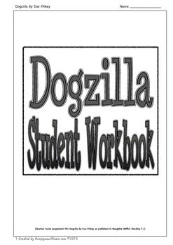 A workbook to supplement the story Dogzilla as published in Houghton and Mifflin Reading 3.1.  Included are: two vocabulary activities which focus on using a combination of dictionary skills and context clues, ten comprehension questions with creative responses, a synonyms activity, two fantasy vs.