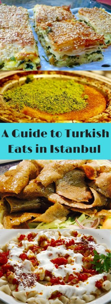 Where to Find the Best Turkish Cuisine in Istanbul.  Hint: Avoid Sultanahmet!
