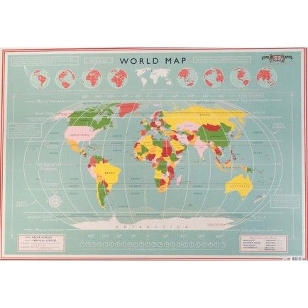 92 best world map images on pinterest world maps globes and maps gift wrap the world map high quality gift wrap designed and made in the uk gumiabroncs Gallery