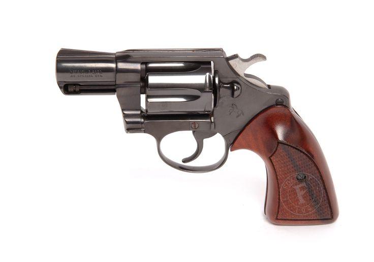 "colt revolvers   Colt Detective Special "".38 snub"" revolver « Foxtrot – Firearms ..."