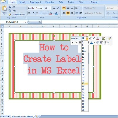 17 Best ideas about How To Make Labels on Pinterest | Make labels ...