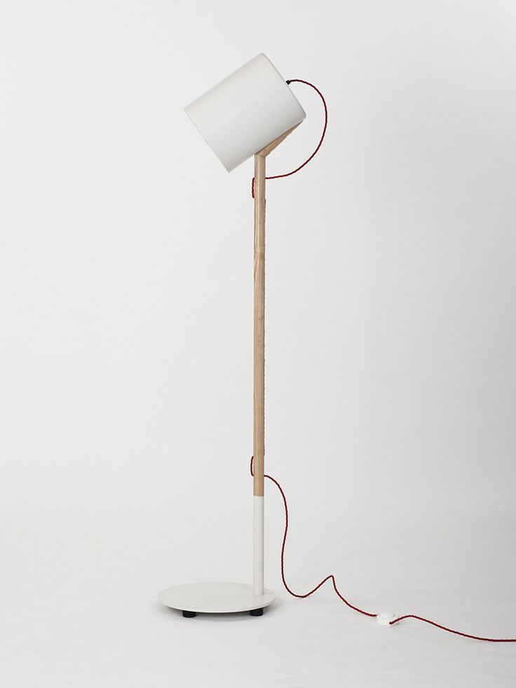 Lean Floor Lamp - Douglas + Bec
