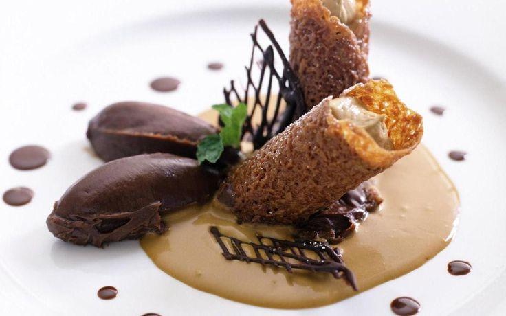 Les 285 meilleures images propos de pr sentations culinaire et id es d co sur pinterest - Assiette secret de gourmet ...