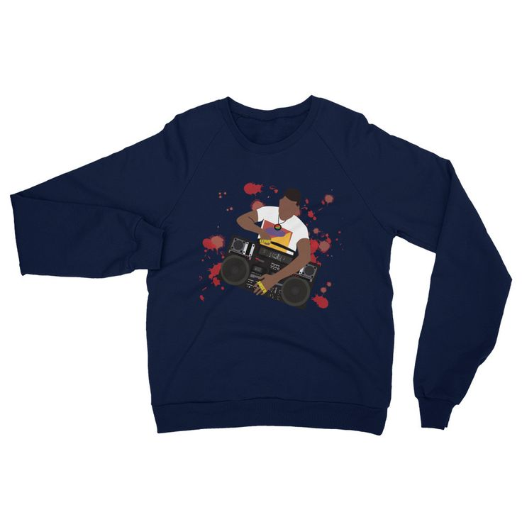 RADIO RAHEEM - Do The Right Thing sweater