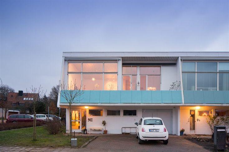 Bülow Hübes Väg 9E, Malmö, Sweden  Architect: sten Samuelsson, 1956