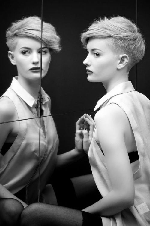 pixie hairstyles: discover the most gorgeous short hairstyles for women! More than 100 inspiration pictures of haircuts