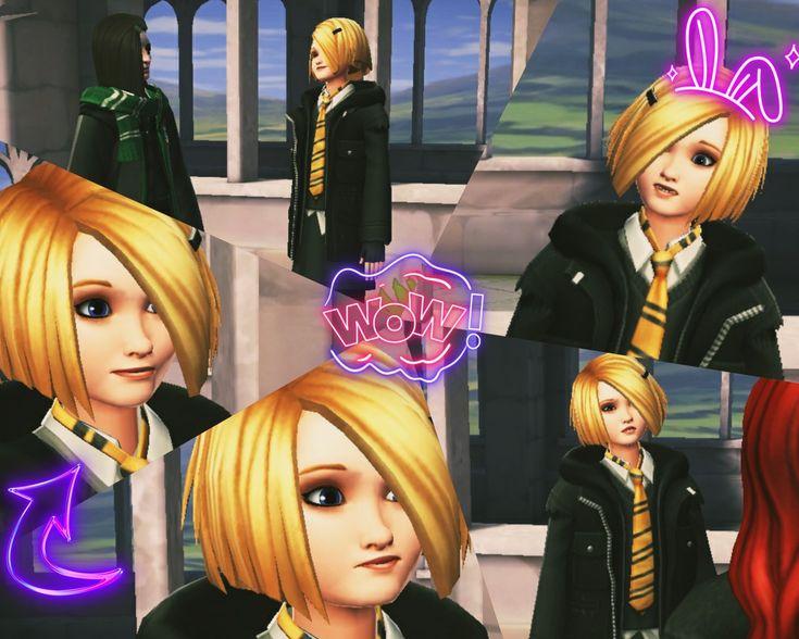 La Nueva Y Dark Beatrice Haywood In 2021 Hogwarts Mystery Princess Zelda Hogwarts