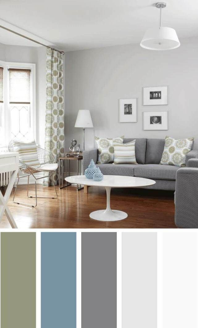 The Most Popular New Living Room Color Scheme Ideas That Will Add Personality Living Room Color Schemes Choosing Living Room Colors Popular Living Room Colors