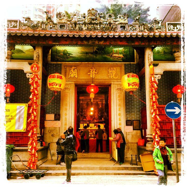 #hongkong #hunghom #temple