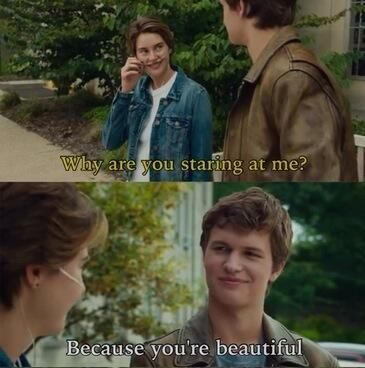 hazel grace and augustus waters relationship memes