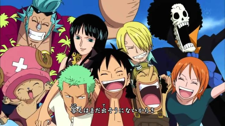 "One Piece Opening 13 : ""One Day"" by The ROOTLESS"
