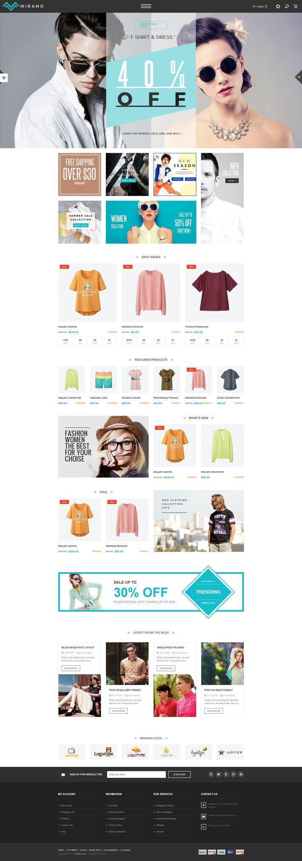 Mirano Multipurpose Responsive WooCommerce Theme #shop #sport #store