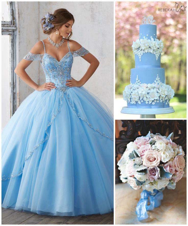 Best 25+ Cinderella quinceanera dress ideas on Pinterest ...