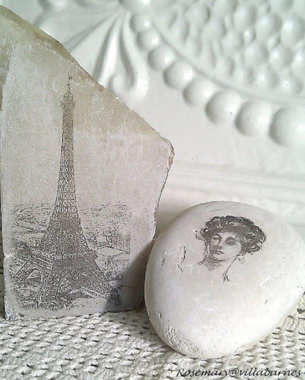 Leuke dingen om te maken   Foto's overzetten op steen.. Leuk! Door mariekejansen30