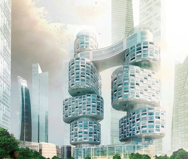 Velo Towers will mark the context in Seoul with its emblematic structure